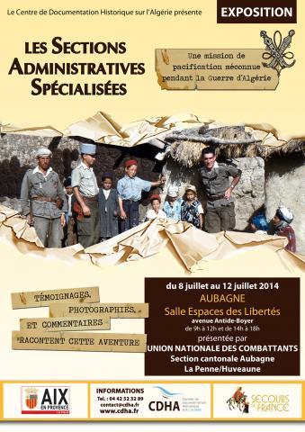 Expo SAS Aubagne