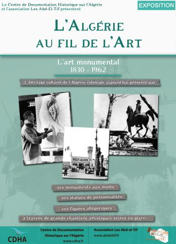 L'Algérie au fil de l'art