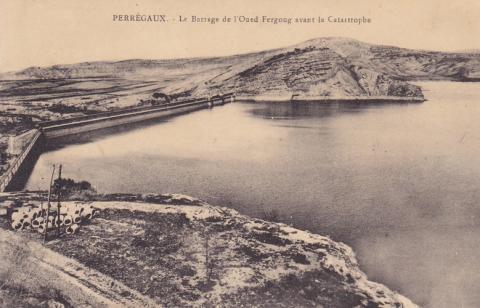 Barrage de l'Oued Fergoug