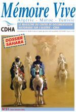 mémoire vive sahara